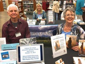 Authors Day at Fullerton Public Library